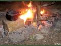 oheň - život